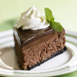 Fair Trade Chocolate Cheescake